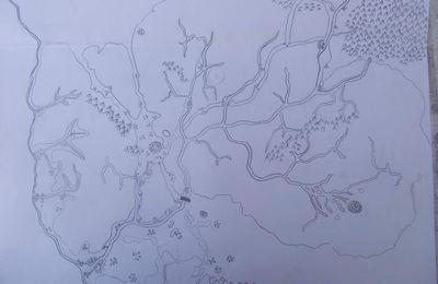 Carte du Royaume d'Arcadia