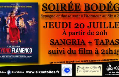 Six-Fours/Cinéma Six N'étoiles : Soirée Bodéga