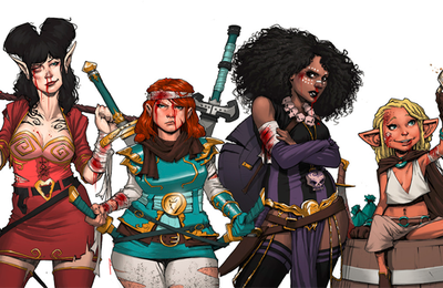 Rat Queens remporte le GLAAD AWARD