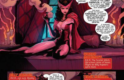 La preview de New Avengers 11