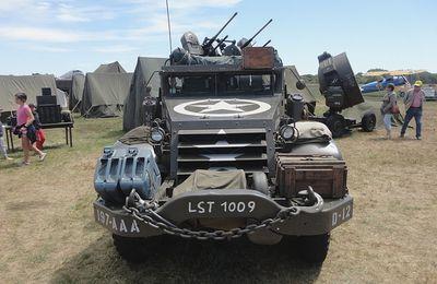 Half-Track M16 (Camp de lessay 2017)