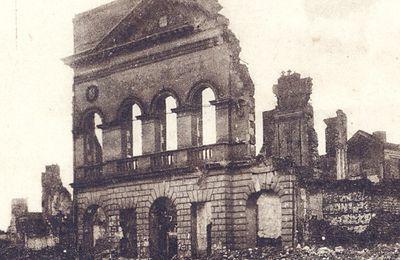 1918 : Le conseil municipal évacué à Berck-sur-Mer