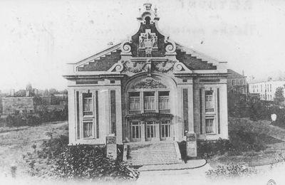 21 novembre 1912...dans les coulisses de l'inauguration du théâtre