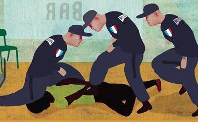 Crimes ordinaires de l'État français