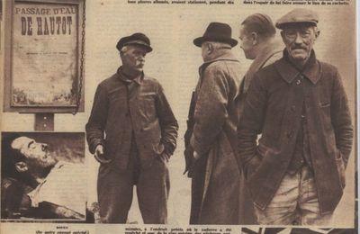 Le sort du mafieux Attilio Dessi (1895-1939) à Hautot sur Seine