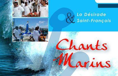 A bord le navire étant sur le pont: présentation du CD de Chants de Marins de la Guadeloupe