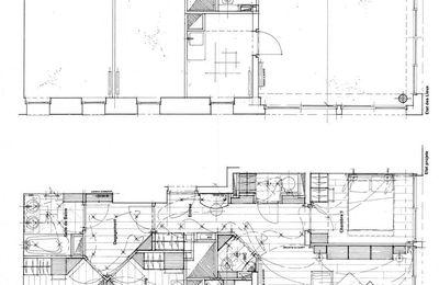 Diagonale et perspectives de rangements