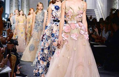 Elie Saab | Collection Automne/Hiver 💖 2016-2017