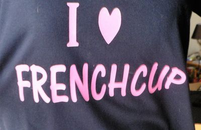 tee-shirt personnalisé french cup