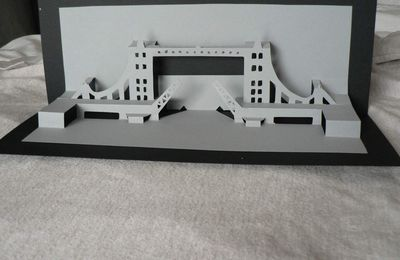 kirigami tower Bridge