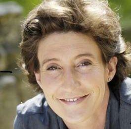 Séverine de Compreignac, secrétaire générale du groupe Modem à l'Assemblée