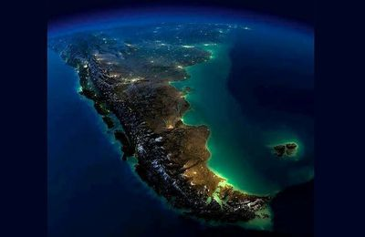 En la Patagonia NO – 未在巴塔哥尼亚