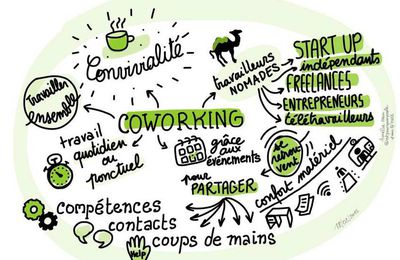 Le coworking made in Drôme