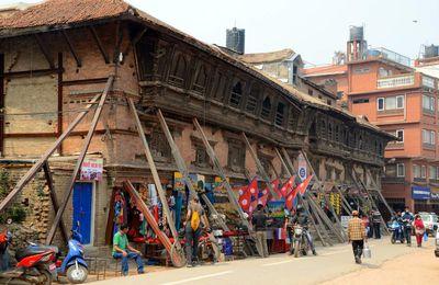 Bhaktapur ville médiévale