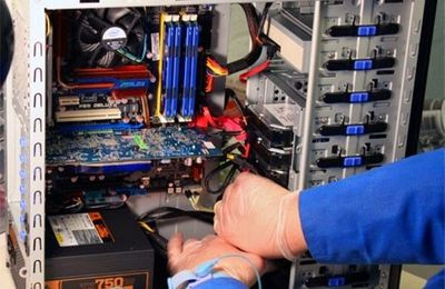 When Your Computer Stops Working: Don't DIY, Hire a Pro