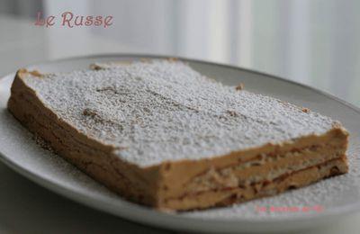 Deuxième Epreuve Technique du Meilleur Pâtissier- Le Russe