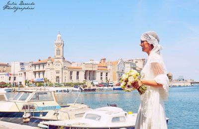 Fleuriste mariage à Sète | Couturière de la Fleur