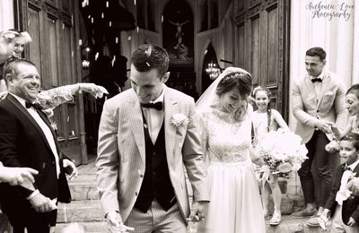 Mariage bohème à Montpellier by Authentic Love Photography