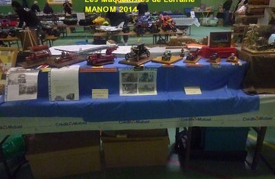MANOM 2014 - Table a PASCALE - MANOM 2014