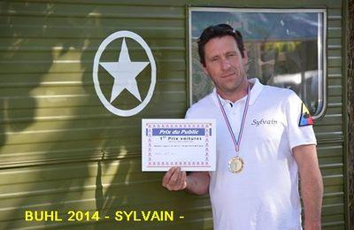BUHL - 2014 - 1ier prix de notre ami SYLVAIN