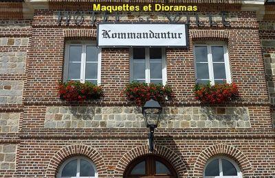 LA GRANDE VADROUILLE 2014 - FONTAINE - LE - DUN- tournage
