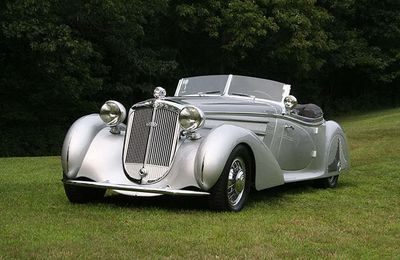HORCH 853 A