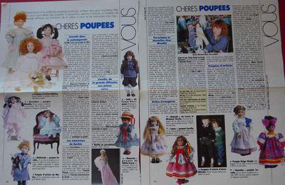Poupée Corolle : dernières tendances du marché de la poupée en 1989