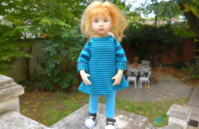 Poupée Little Darling by Nelly Valentino for Dianna Effner : Venetia