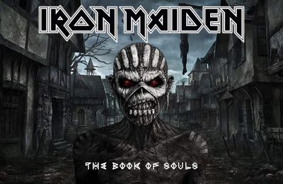 "Chronique: Iron Maiden ""The Book of Souls"""
