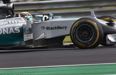 Mercedes et Brembo ont trouvé la cause du problème de freins de Lewis Hamilton en Allemagne