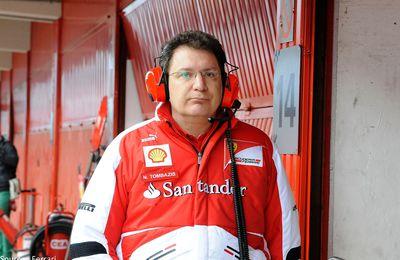 Nikolas Tombazis devient le directeur aérodynamique de Manor