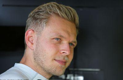 Kevin Magnussen remplace Esteban Gutierrez chez Haas