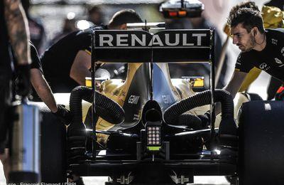 Renault recrute Pete Machin en tant que responsable de l'aérodynamique