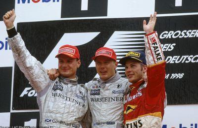 Mika Hakkinen revient chez McLaren