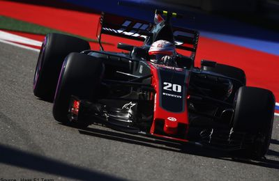 Haas repasse chez Brembo à Barcelone