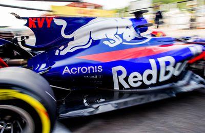 Acronis augmente son chiffre d'affaires grâce à la F1
