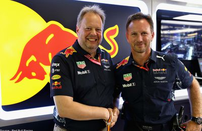 Aston Martin remplace Tag Heuer chez Red Bull