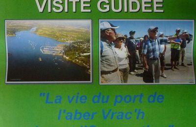 14 août 2015 : Robert APPRIOU partage ses souvenirs sur le port de l'Aber-Wrac'h