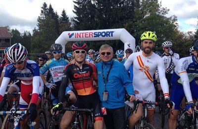 Steve Chainel remporte le 2ème cyclo-cross de La Mauselaine