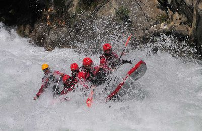 Rafting - Kayak - Canyoning