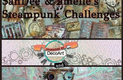 Challenge Spécial été  SANDEE & AMELIE'S,