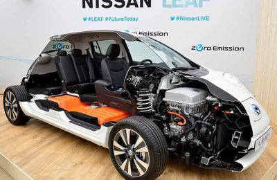 ESSAI VIDEO NISSAN LEAF 2016 30KW