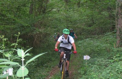 Photos VTT Azereix du 12/06