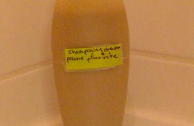 Shampoing activateur de pousse.