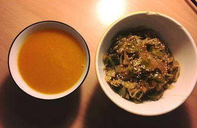 Soupe de carotte