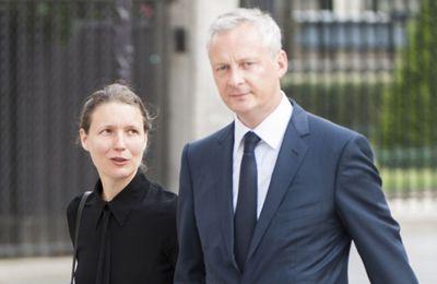 Fillon, le démissionnaire Bruno Le Maire rémunérait aussi sa femme comme attachée parlementaire.