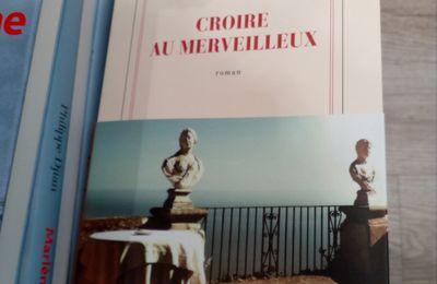 Christophe Ono-dit-Biot, Croire au Merveilleux: du fast-food littéraire !