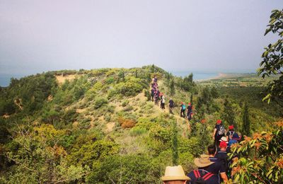 Anzac Day Service in Gallipoli 2015 – Option 2