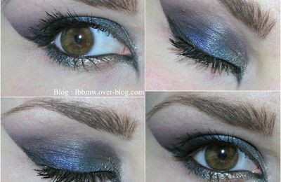 Tutoriel avec la palette Arabian Night #1