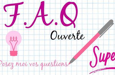 FAQ Ouverte